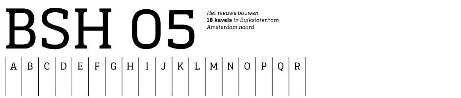 De Bosrankstraat, Amsterdam-Noord