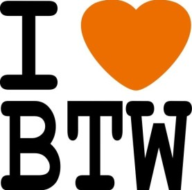 I love BTW