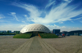 Zo kan Paper Dome naast Undercurrent er uit zien
