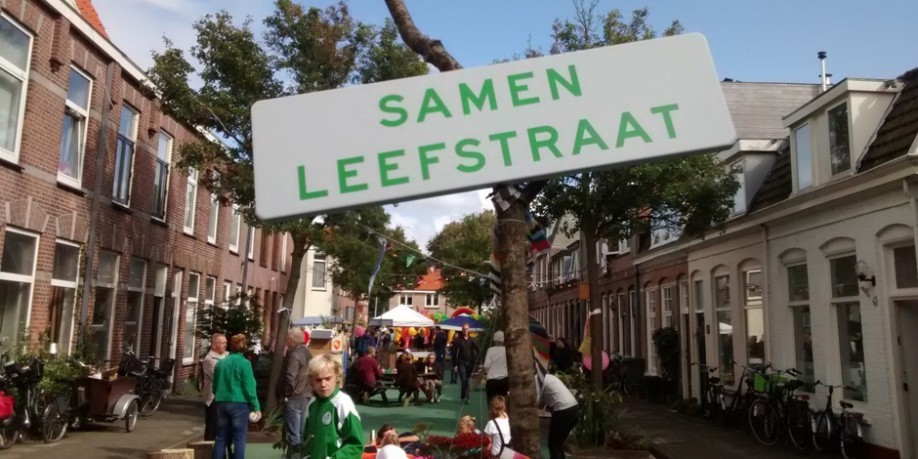 Samenleefstraat-Haarlem